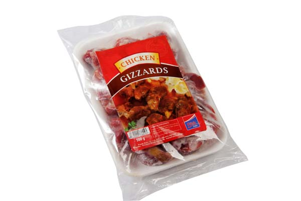 Chicken Gizzards 500G pack
