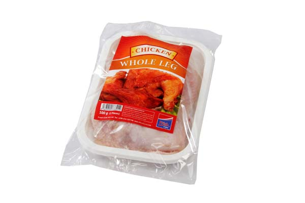 Chicken Whole Leg 500G pack